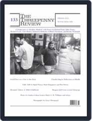 The Threepenny Review (Digital) Subscription March 3rd, 2013 Issue