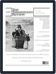 The Threepenny Review (Digital) Subscription August 31st, 2015 Issue