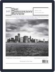 The Threepenny Review (Digital) Subscription March 1st, 2016 Issue
