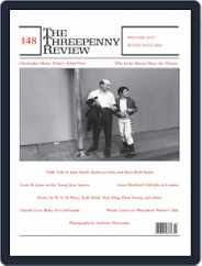 The Threepenny Review (Digital) Subscription January 1st, 2017 Issue