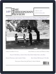 The Threepenny Review (Digital) Subscription April 1st, 2017 Issue