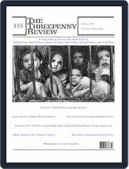 The Threepenny Review (Digital) Subscription August 1st, 2018 Issue