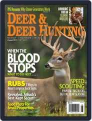 Deer & Deer Hunting (Digital) Subscription June 11th, 2013 Issue