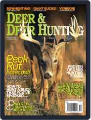 Deer & Deer Hunting (Digital) Subscription October 1st, 2015 Issue