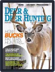 Deer & Deer Hunting (Digital) Subscription January 1st, 2016 Issue