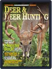 Deer & Deer Hunting (Digital) Subscription May 10th, 2016 Issue