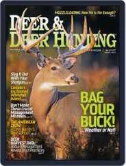 Deer & Deer Hunting (Digital) Subscription December 1st, 2016 Issue