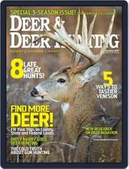Deer & Deer Hunting (Digital) Subscription January 1st, 2017 Issue