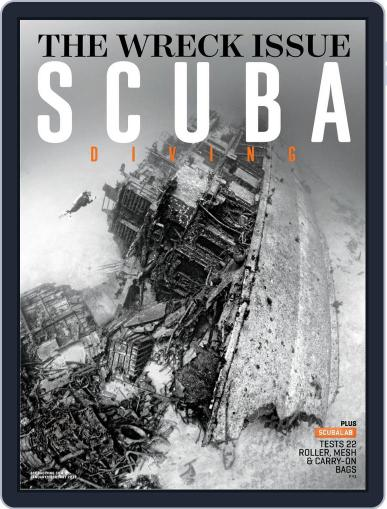 Scuba Diving January 1st, 2019 Digital Back Issue Cover