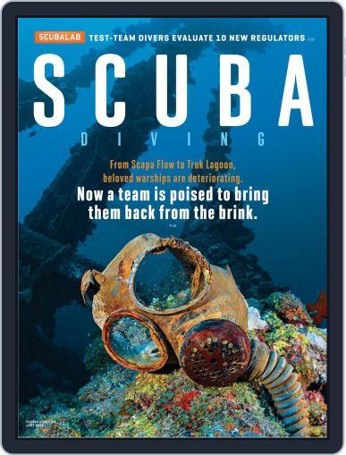 Scuba Diving June 1st, 2019 Digital Back Issue Cover