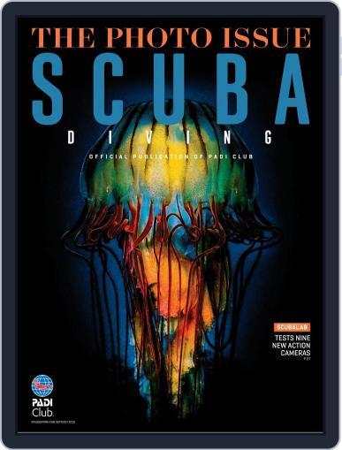 Scuba Diving September 1st, 2019 Digital Back Issue Cover