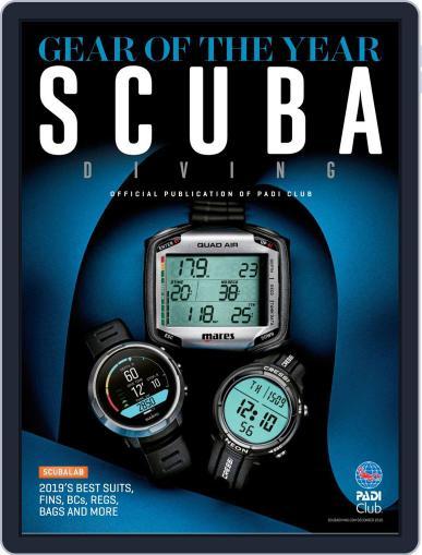 Scuba Diving December 1st, 2019 Digital Back Issue Cover