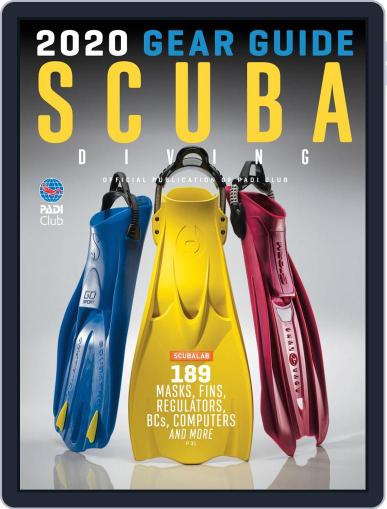 Scuba Diving March 1st, 2020 Digital Back Issue Cover