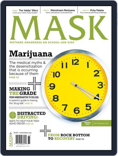Mask The February 19th, 2016 Digital Back Issue Cover