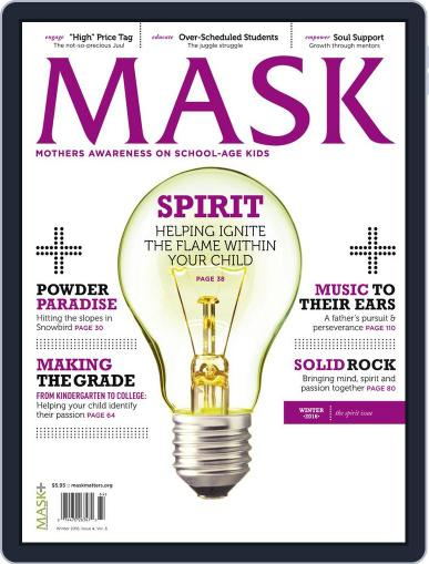 Mask The November 1st, 2016 Digital Back Issue Cover