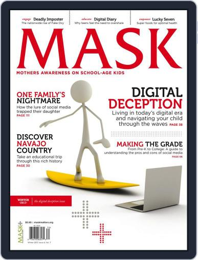 Mask The November 6th, 2017 Digital Back Issue Cover