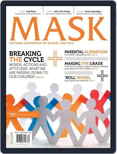 Mask The May 8th, 2018 Digital Back Issue Cover