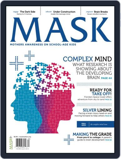 Mask The August 8th, 2018 Digital Back Issue Cover