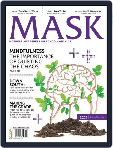 Mask The May 2nd, 2019 Digital Back Issue Cover