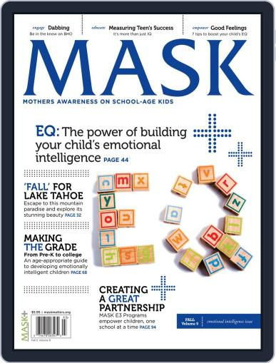 Mask The August 8th, 2019 Digital Back Issue Cover