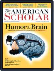 The American Scholar (Digital) Subscription June 7th, 2013 Issue