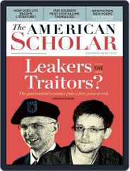 The American Scholar (Digital) Subscription September 5th, 2013 Issue