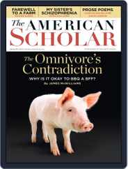 The American Scholar (Digital) Subscription March 6th, 2014 Issue