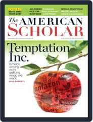 The American Scholar (Digital) Subscription September 5th, 2014 Issue