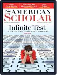 The American Scholar (Digital) Subscription December 8th, 2014 Issue