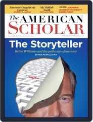 The American Scholar (Digital) Subscription June 8th, 2015 Issue