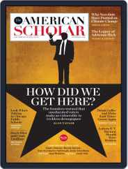 The American Scholar (Digital) Subscription September 1st, 2016 Issue