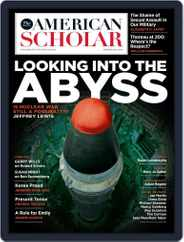 The American Scholar (Digital) Subscription April 1st, 2017 Issue