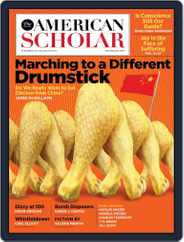 The American Scholar (Digital) Subscription December 4th, 2017 Issue