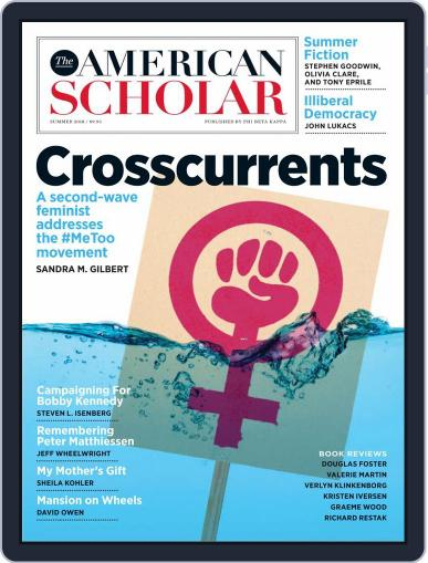 The American Scholar June 1st, 2018 Digital Back Issue Cover