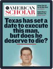 The American Scholar (Digital) Subscription December 1st, 2019 Issue
