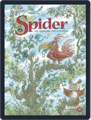 Spider Magazine Stories, Games, Activites And Puzzles For Children And Kids (Digital) Subscription February 1st, 2017 Issue