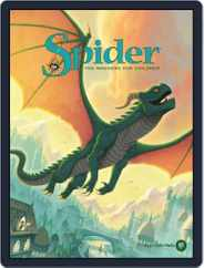 Spider Magazine Stories, Games, Activites And Puzzles For Children And Kids (Digital) Subscription March 1st, 2017 Issue