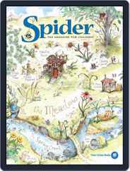 Spider Magazine Stories, Games, Activites And Puzzles For Children And Kids (Digital) Subscription May 1st, 2017 Issue