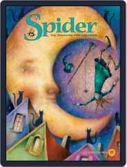 Spider Magazine Stories, Games, Activites And Puzzles For Children And Kids (Digital) Subscription October 1st, 2017 Issue