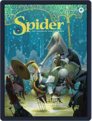 Spider Magazine Stories, Games, Activites And Puzzles For Children And Kids (Digital) Subscription January 1st, 2018 Issue