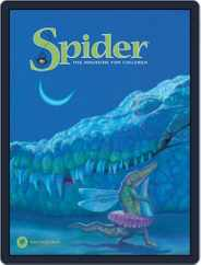 Spider Magazine Stories, Games, Activites And Puzzles For Children And Kids (Digital) Subscription March 1st, 2018 Issue