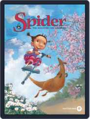 Spider Magazine Stories, Games, Activites And Puzzles For Children And Kids (Digital) Subscription April 1st, 2018 Issue