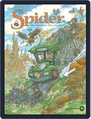 Spider Magazine Stories, Games, Activites And Puzzles For Children And Kids (Digital) Subscription July 1st, 2018 Issue