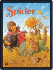 Spider Magazine Stories, Games, Activites And Puzzles For Children And Kids (Digital) Subscription November 1st, 2018 Issue