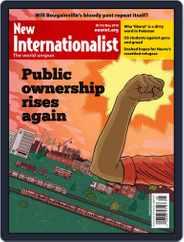 New Internationalist (Digital) Subscription May 1st, 2018 Issue