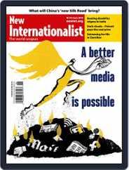 New Internationalist (Digital) Subscription June 1st, 2018 Issue