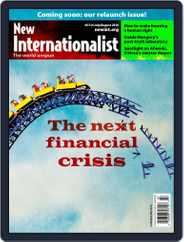 New Internationalist (Digital) Subscription July 1st, 2018 Issue