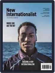 New Internationalist (Digital) Subscription March 1st, 2019 Issue