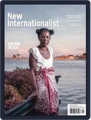 New Internationalist (Digital) Subscription September 1st, 2019 Issue