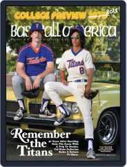 Baseball America (Digital) Subscription February 13th, 2015 Issue